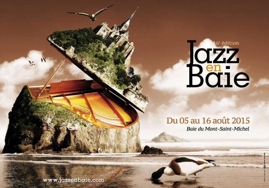 Jimmy Cliff, Richard Galliano, Maurane, ... à l'affiche du festival Jazz en Baie (du Mont-Saint-Michel) - 5>16 août 2015