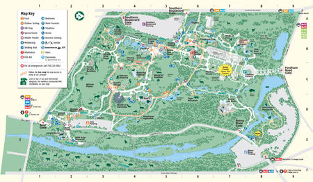 Bronx_Zoo_Map