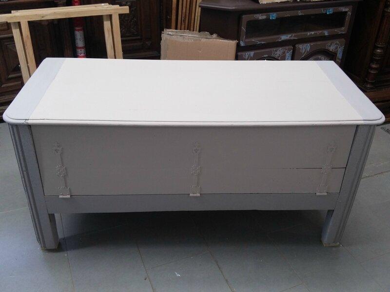grenier patines 45. Black Bedroom Furniture Sets. Home Design Ideas