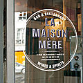 An afternoon in paris - {la maison mère}