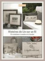 Livre Histoires de Lin sur un fil