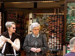 Annie et Francine à Amboise