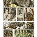 Les contes de broceliande 4 ( Dépé, P.Chanoinat ) edt: Soleil