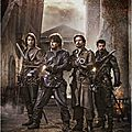 The musketeers [ série, saison 1 ]