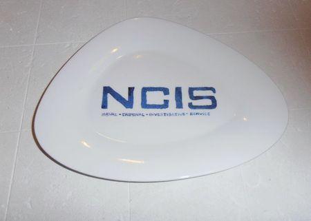 Assiette NCIS (3)