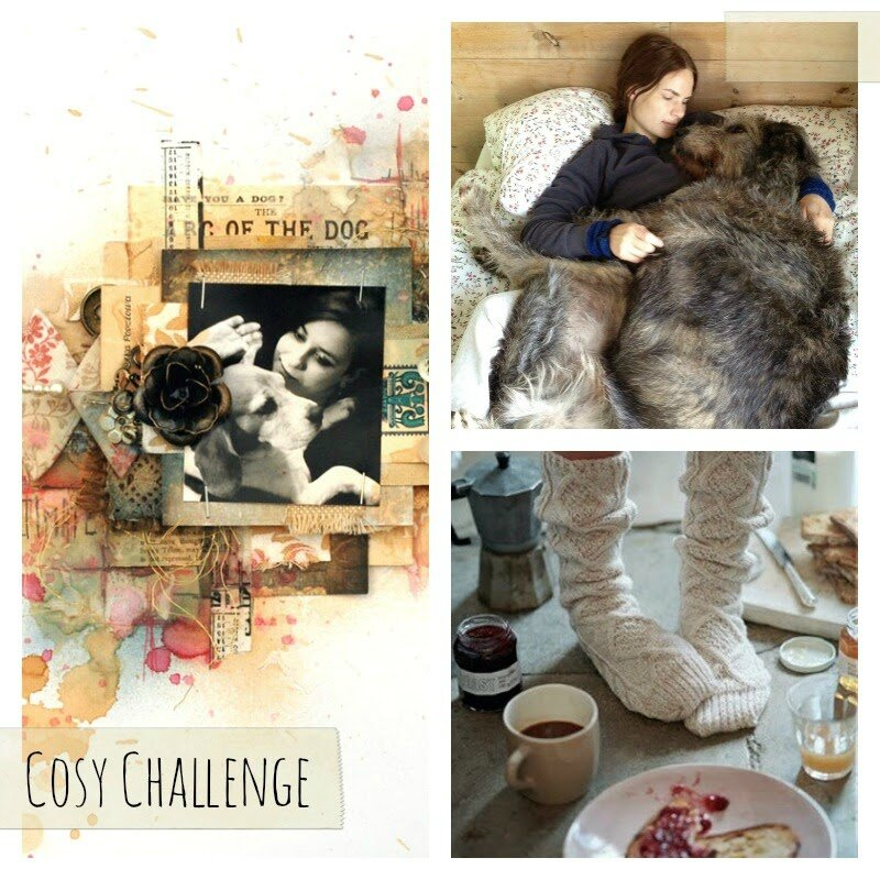 ultimate coziness collage