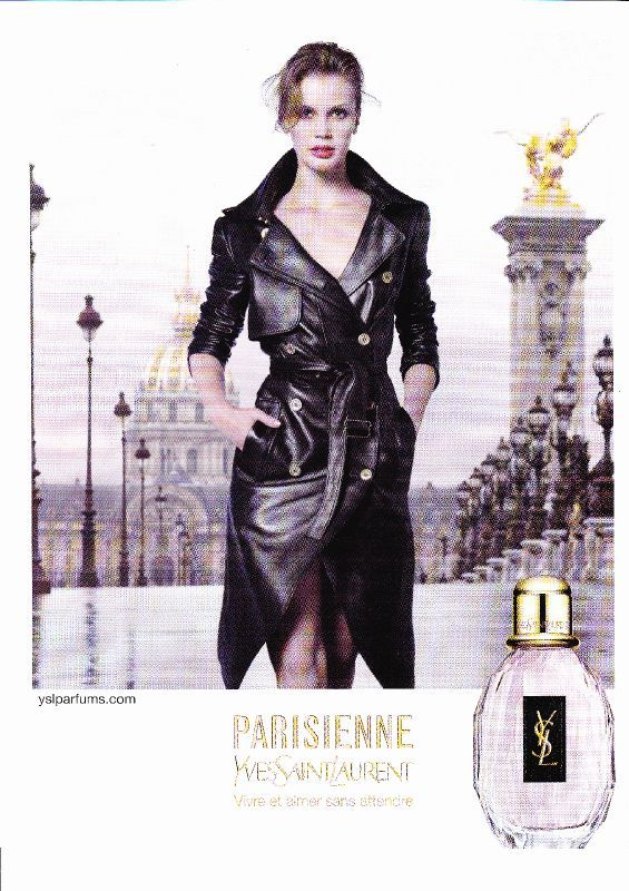 Yves saint laurent la parisienne for Miroir yves saint laurent