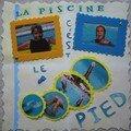 Souvenirs des vacances 1991 à salon de provence chez ma soeur