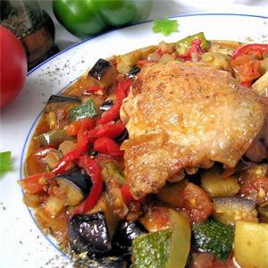 poulet_ratatouille