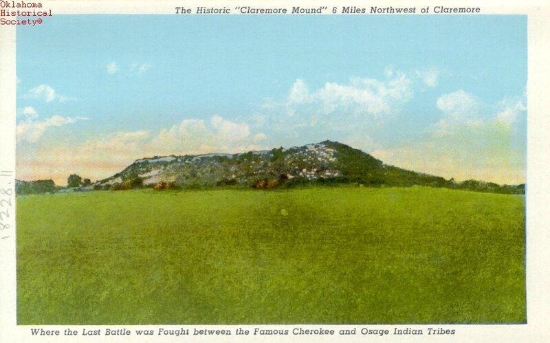 Mt Claremore