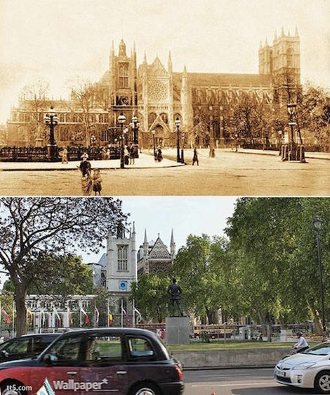 london_old_photos_and_now_recent