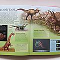 Voir bouger les dinosaures