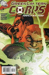 green lantern corps recharge 3
