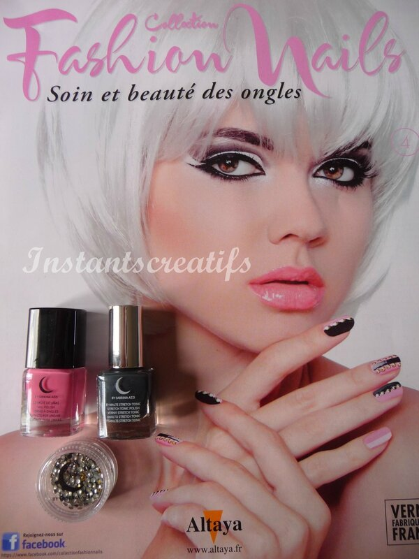 Magazines Collection Fashion Nails 4 Et 5