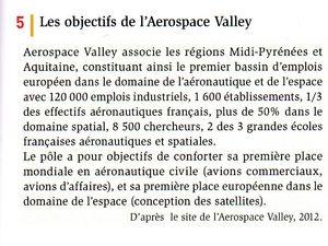 objectifs aerospace