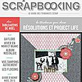 Esprit scrapbooking-1 an (2 pages)