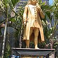 Bartholomäus Ziegenbalg Monument, Tranquebar