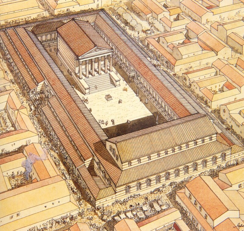 Forum Lutèce (3)
