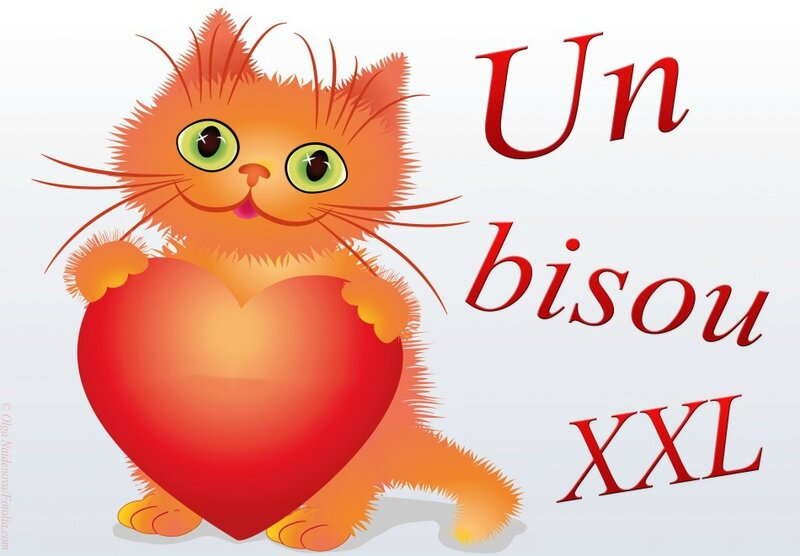 bisous-chat