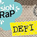 Défi n°6 version scrap