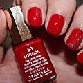 Review : vernis london de mavala