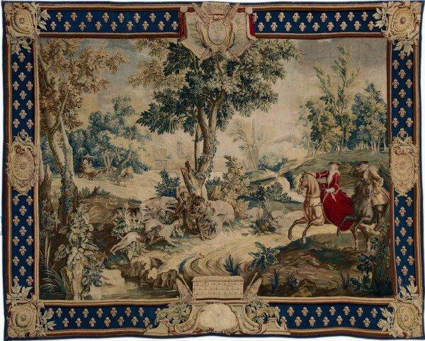 """""""Jean-Baptiste Oudry, Julien Salaud : Les Chasses nouvelles"""" au musée de la Chasse et de la Nature"""