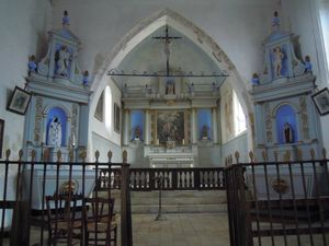 chapelle Villavard