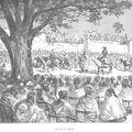Ville de kong (côte d'ivoire) en 1888