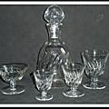 Service en cristal Baccarat Beauchêne
