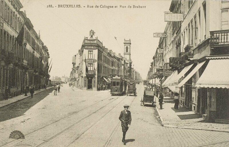 ange rue d'Aerschot