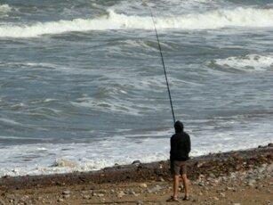 Pas fatiguant la pêche