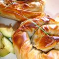 La pita ou burek (spécialité bosniaque)