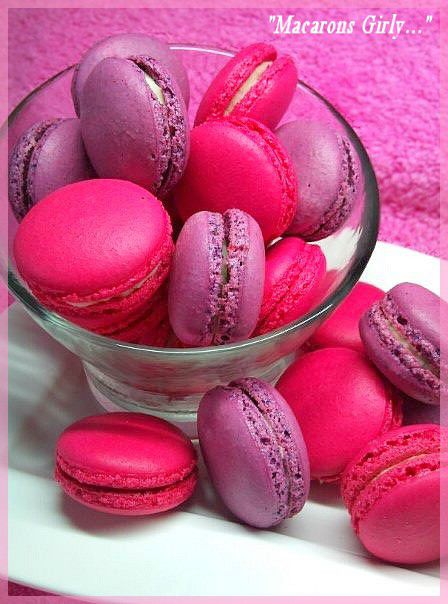 Macarons Girly1