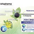 Test arkorelax stress control