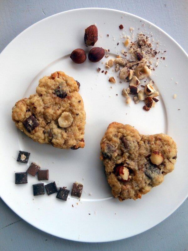 cookies noisette 2
