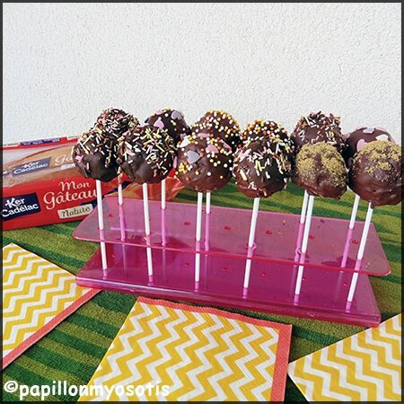 Cake Pops chocolat et fruits rouges_2