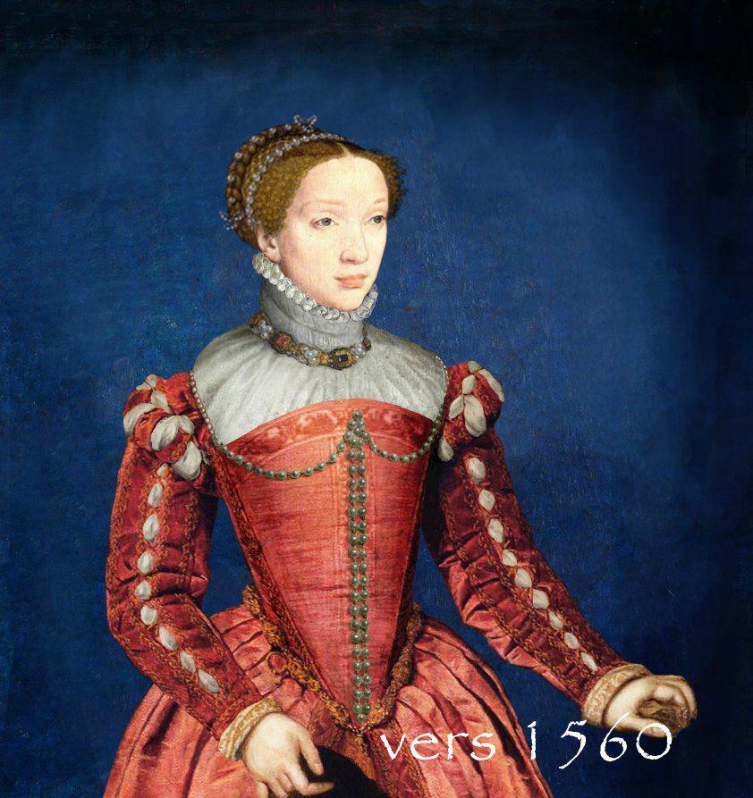 Comme je l\u0027avais annoncé, je prépare une nouvelle vidéo sur la mode du  second XVIe siècle. Après le costume en décolleté, ce sera le costume en  fraise.