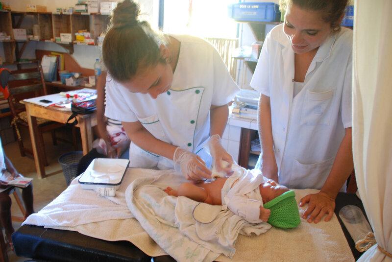 pediatrie au cenre medical de zazakely