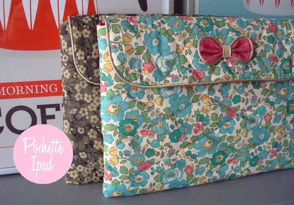 pochette ipad