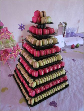 pyramidemacarons