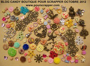 Blog Candy Oct Boutique Pour Scrapper