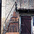 Sujet n°39 - la porte en bois