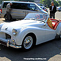 Triumph TR2 roadster de 1953(Retrorencard mai 2011) 01