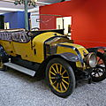 CHARRON LTD X 12HP torpédo 1910 Mulhouse (1)