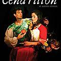 Cendrillon et autres contes de la compagnie oghma au théo théâtre du 11 octobre au 23 décembre