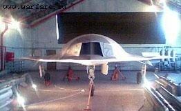MiG SKAT-MiG SKAT Unmanned Aerial Fighting Aircraft