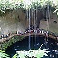 Cenotes de Valladolid...