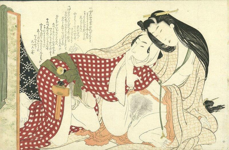 Hokusai Shunga 02