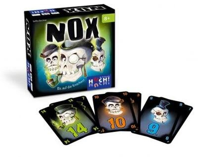 Boutique jeux de société - Pontivy - morbihan - ludis factory - Nox