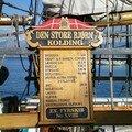 B-Plaque du voilier
